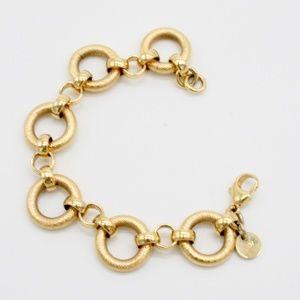 Dolce Vita Chunky Link Chain Gold Bracelet